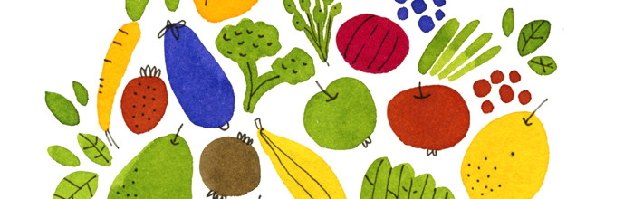 Fruits and Plants