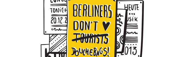 About Berliners / Überlin
