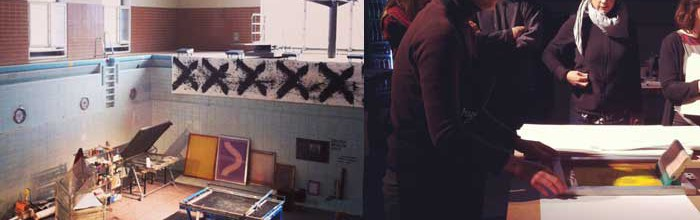 Workshop on Paste Making for Screen Printing