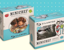 Minichef // Packaging for Silampos