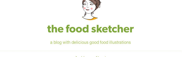 The Food Sketcher