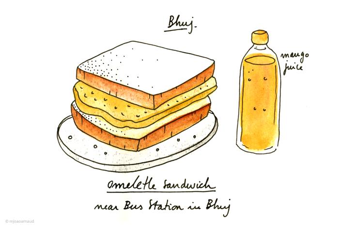 omelette©mja