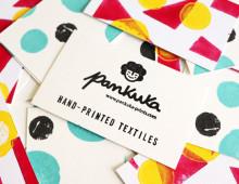 PANKUKA // hand-printed textiles
